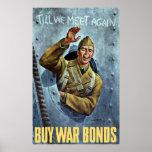 Hasta que nos encontramos otra vez -- WW2 Posters