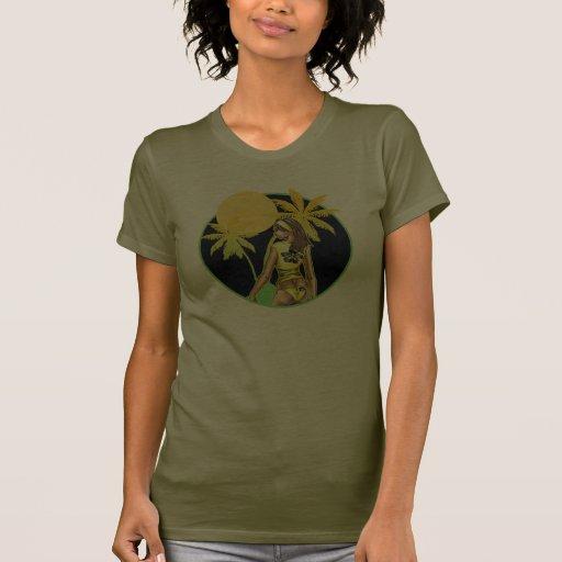 Hawaiana Camisetas