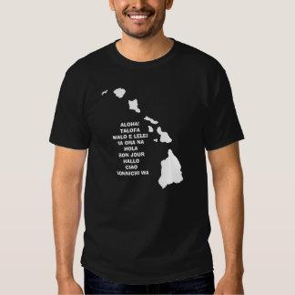 Hawaiana de Hawaii Camisas