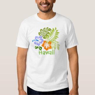 Hawaiana de Hawaii Camisetas