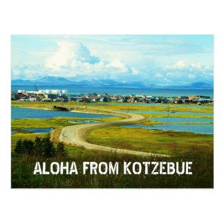 hawaiana del kotz tarjeta postal