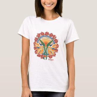 Hawaiana, ella dice… camiseta
