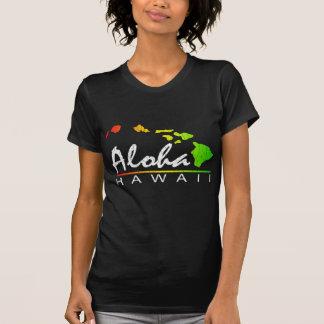 HAWAIANA Hawaii (diseño apenado) Camiseta