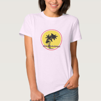 Hawaiana Kakahiaja Camisetas