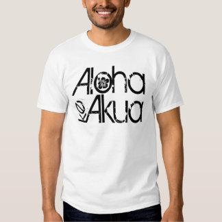 Hawaiana KE Akua - dios es amor Camisas