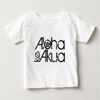 Hawaiana KE Akua - dios es amor Camiseta Para Bebé