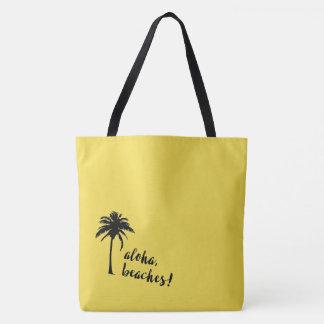 ¡Hawaiana, playas! la bolsa de asas