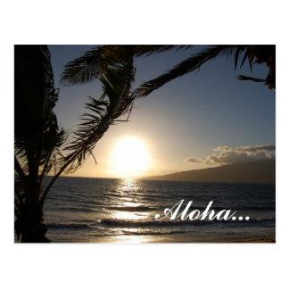 Hawaiana… Postal