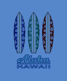 HAWAIANA - tablas hawaianas hawaianas Camisetas