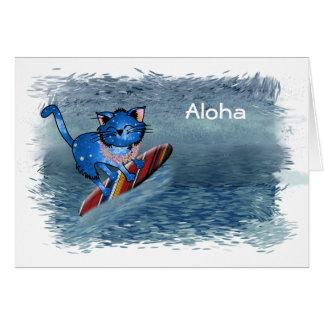 Hawaiana Tarjeta