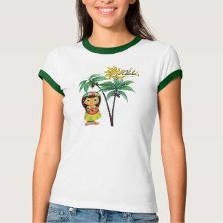 Hawaiano Camisetas