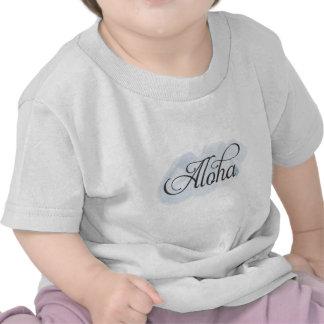 Hawaiano - hawaiana camisetas