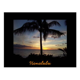 Hawaii cualquier persona, Honolulu Postal