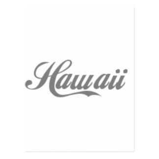 Hawaii Gaifts Tarjeta Postal