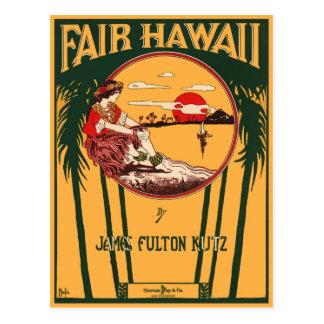 Hawaii justa postal