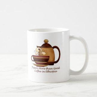 Hay más que el buen café en Etiopía Tazas De Café
