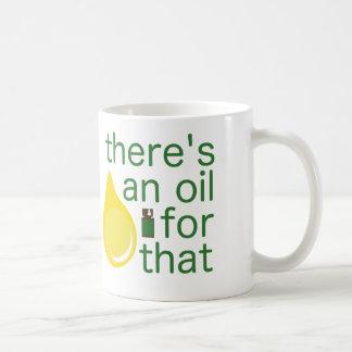 Hay un aceite para esa taza