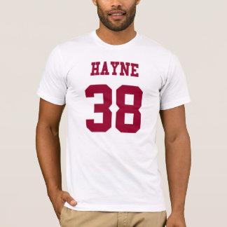 Hayne 38 camiseta