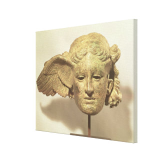 Head of Hypnos, or Sleep Gallery Wrap Canvas