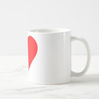 heart gif tazas de café