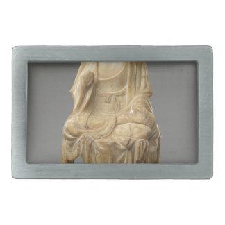 Hebilla De Cinturón Rectangular Buda - dinastía Tang (618-907)