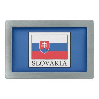 Hebilla De Cinturón Rectangular Eslovaquia