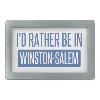 Hebilla De Cinturón Rectangular Estaría bastante en Winston-Salem