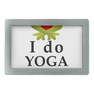Hebilla De Cinturón Rectangular hago yoga qué s su superpoder
