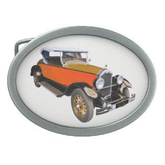 Hebilla Ovalada Buick clásicas americanas