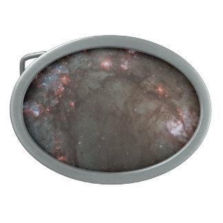 Hebilla Ovalada NASA de la galaxia espiral M83
