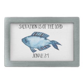 Hebilla Rectangular 2:9 de Jonah