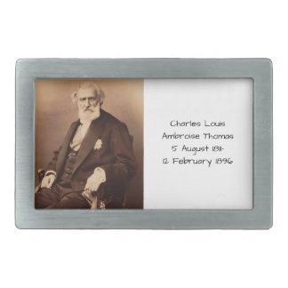 Hebilla Rectangular Charles Louis Ambroise Thomas