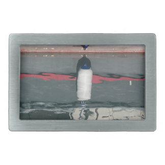 Hebilla Rectangular Defensas del barco que cuelgan en el tablero
