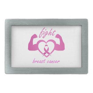 Hebilla Rectangular Doblar los brazos para luchar el cáncer de pecho