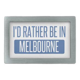 Hebilla Rectangular Estaría bastante en Melbourne