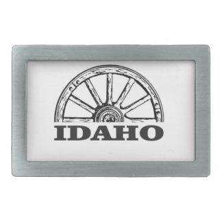 Hebilla Rectangular Rueda de carro de Idaho