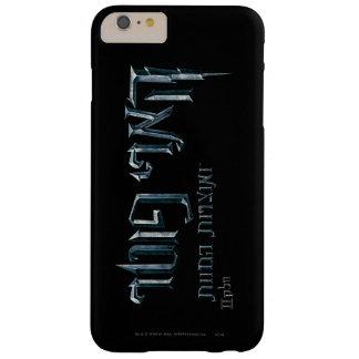 Hebreo de Harry Potter Funda De iPhone 6 Plus Barely There