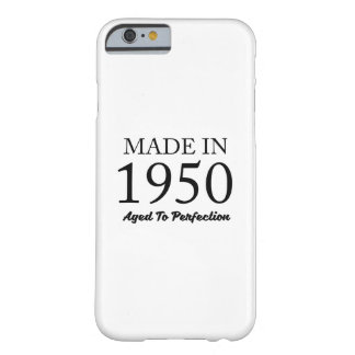 Hecho en 1950 funda barely there iPhone 6