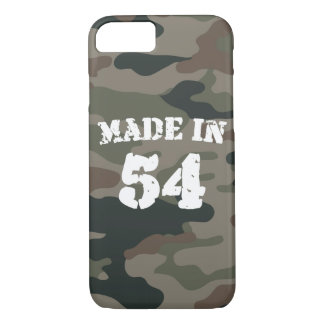 Hecho en 1954 funda iPhone 7