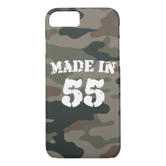 Hecho en 1955 funda iPhone 7