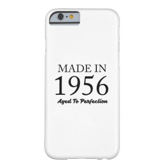 Hecho en 1956 funda barely there iPhone 6