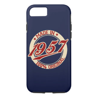 Hecho en 1957 funda iPhone 7