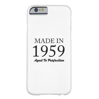 Hecho en 1959 funda barely there iPhone 6