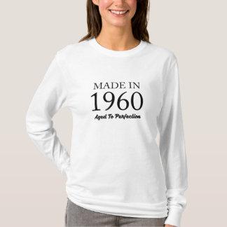 Hecho en 1960 camiseta