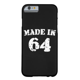 Hecho en 1964 funda barely there iPhone 6