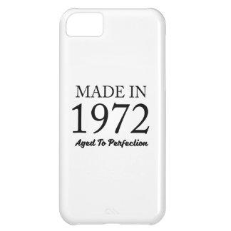 Hecho en 1972 funda para iPhone 5C
