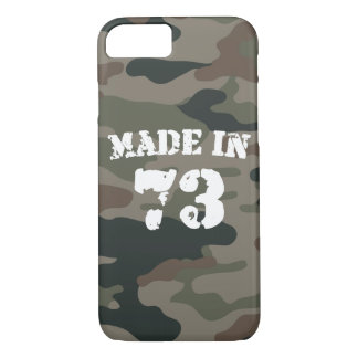 Hecho en 1973 funda iPhone 7