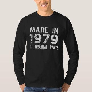 HECHO en 1979 toda la camiseta ORIGINAL de las