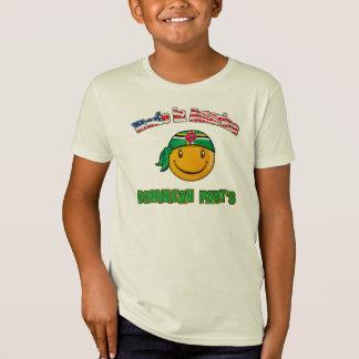 Hecho en América con la parte dominicana Camiseta