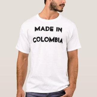 Hecho en Colombia Camiseta